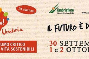 FUNIBER partecipa in Italia alla Fiera sul consumo consapevole e gli stili di vita sostenibili