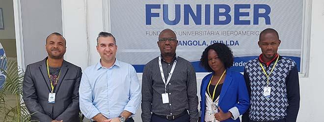 La sede di FUNIBER Angola si trasferisce