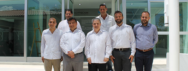Inaugurato il nuovo edificio del CITTECAM nel Campeche (Messico)