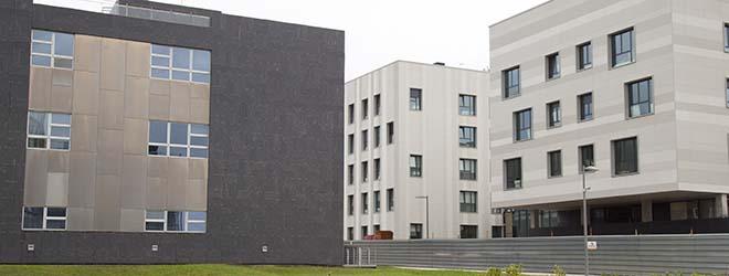 FUNIBER consegna agli alunni di UNEATLANTICO le prime borse per posti alloggio nella Residenza dell'Università di Santander