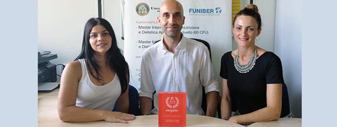 """Università Politecnica delle Marche e FUNIBER premiate da Emagister con il marchio """"Centro Cum Laude"""""""