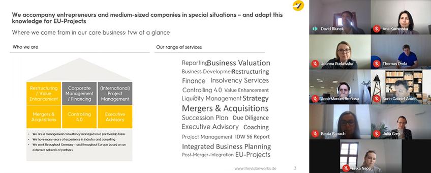 Si è conclusa la prima riunione del progetto europeo FINANCEn_LAB guidato da FUNIBER