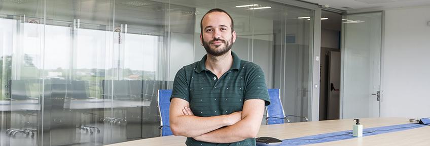 Professore della rete FUNIBER, candidato a miglior docente di Spagna