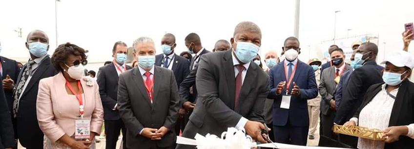 FUNIBER partecipa alla cerimonia inaugurale del Campus Universitario della UNIC, in Angola