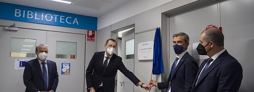 UNEATLANTICO inaugura laboratorio di Biologia Cellulare e Molecolare
